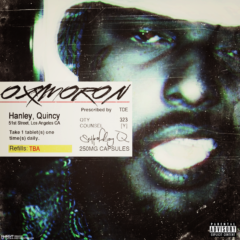 schoolboy q oxymoron The 50 Most Anticipated Albums of 2014
