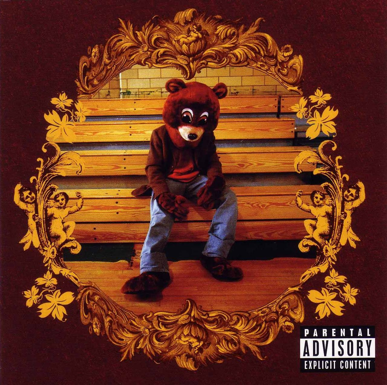 the college dropout The 100 Greatest Albums of All Time