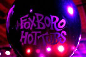 Foxboro Hot Tubs // Photo by Heather Kaplan