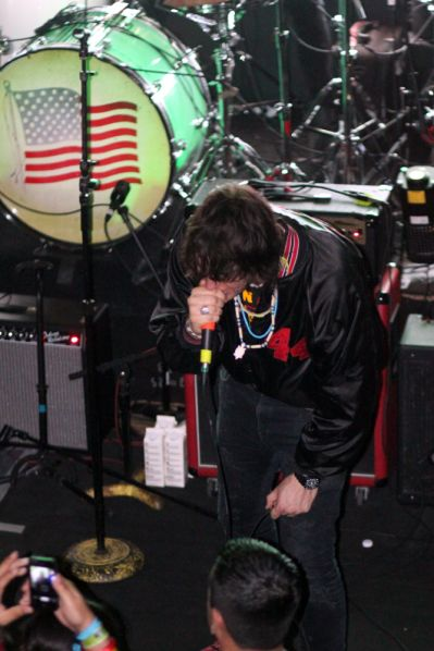 Julian Casablancas + The Voidz // Photo by Heather Kaplan