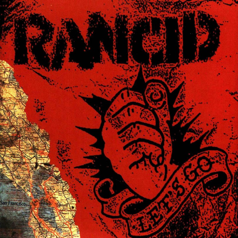 Rancid-Let's Go
