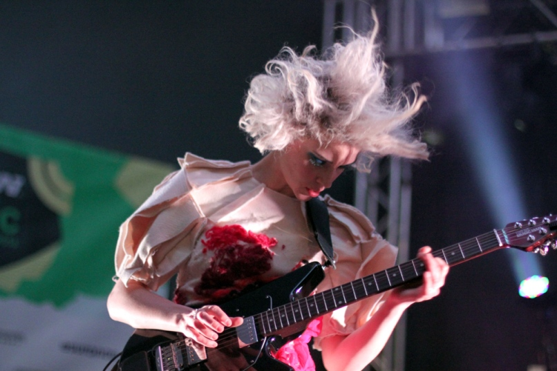 wednesday kaplan st vincent 5 Austin City Limits 2014 Lineup: One Day Later