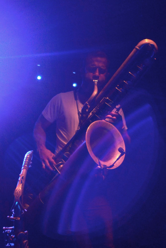 cs6 Live Review: Colin Stetson at Chicagos Schubas Tavern (4/22)