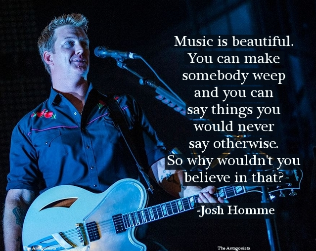 josh homme quote 04 Reasons Josh Homme is Badass: As Told in Photos