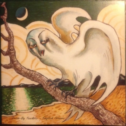 photo 1 Album Art of the Month: Drive By Truckers – English Oceans