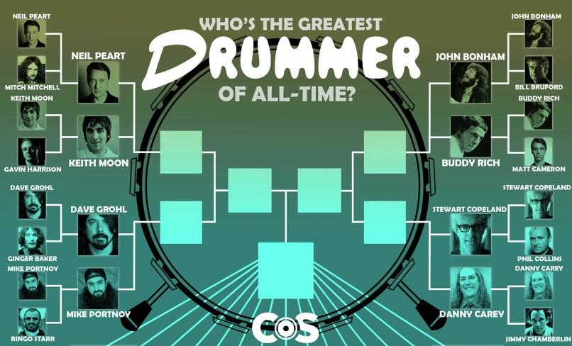 drummers round 2