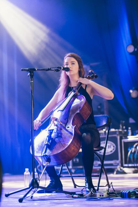 Hozier // Photo by Clarissa Villondo