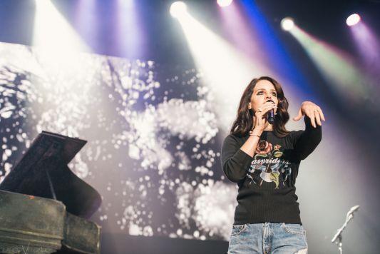 Lana Del Rey // Photo by Clarissa Villondo