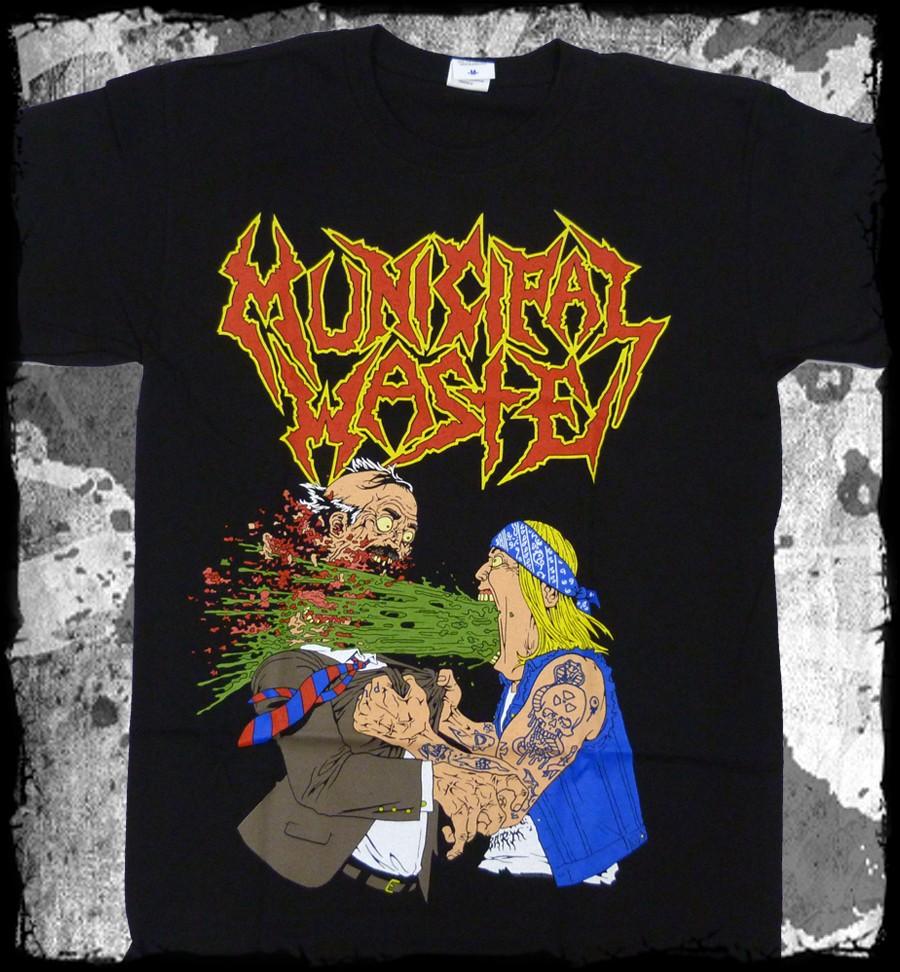 Municipal-Waste-Barfing-T-Shirt-F