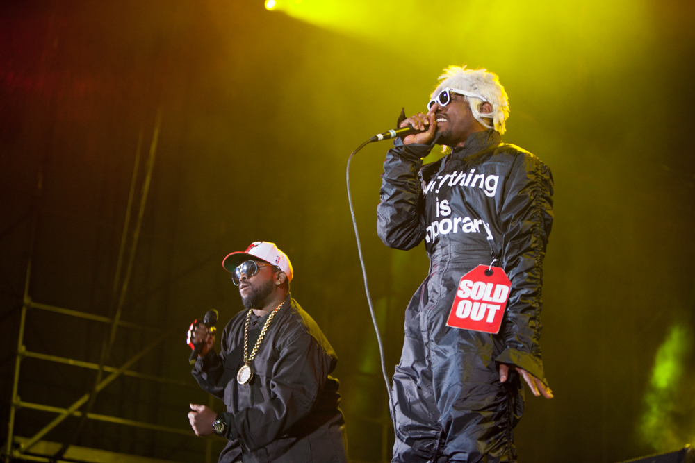 OutKast // Photo by Eric Tra