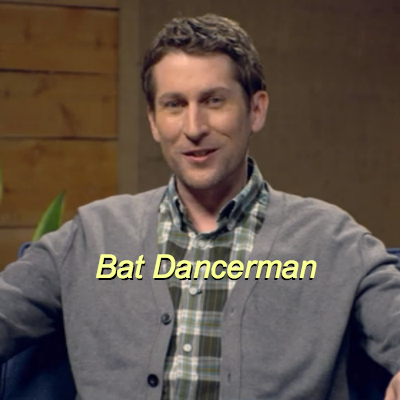 bat dancerman Scott Aukerman on Why He Loves Princes Batman Soundtrack