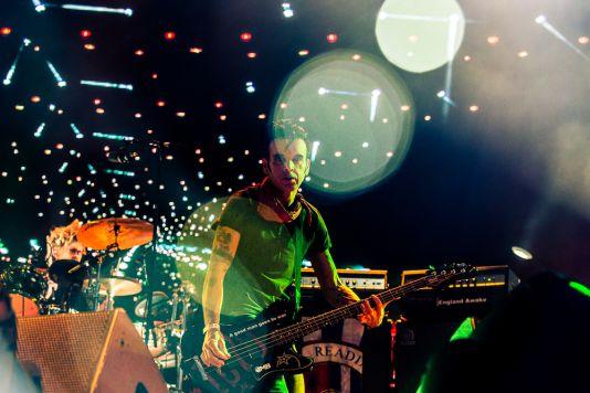 The Cure // Photo by Debi Del Grande