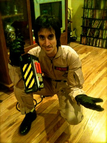gbmike2 Dusting Em Off: Ghostbusters   Original Soundtrack Album