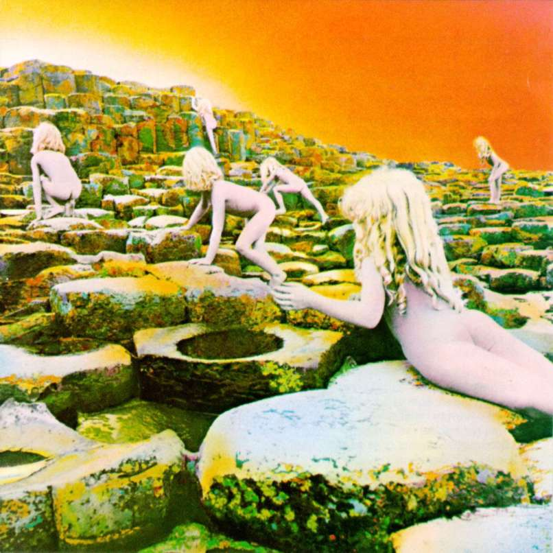 houses of the holy Dissected: Led Zeppelin
