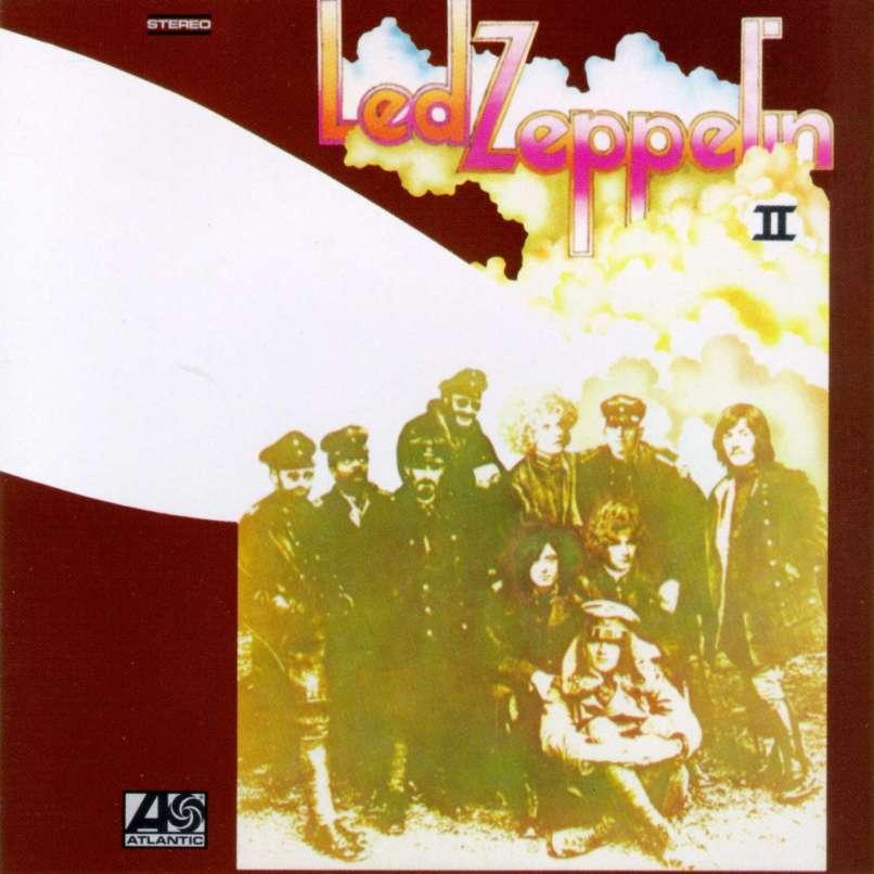 led zepp 2 Ranking: Every Led Zeppelin Album from Worst to Best