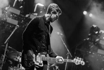 The Sam Roberts Band // Photo by Kayley Luftig