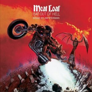 meat loaf bat out of hell Top 25 Albums of 1977