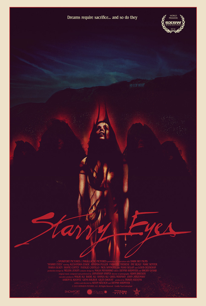 starry eyes poster The State of Horror Films in 2014: A Roundtable Discussion