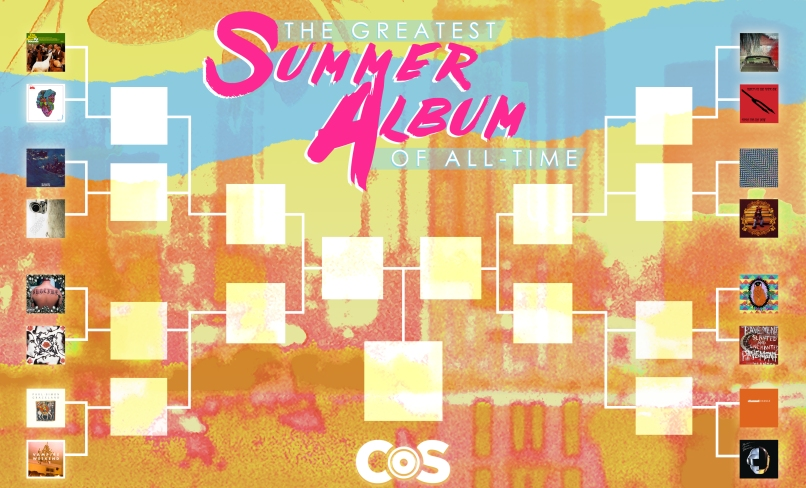 summeralbums ROUND 1