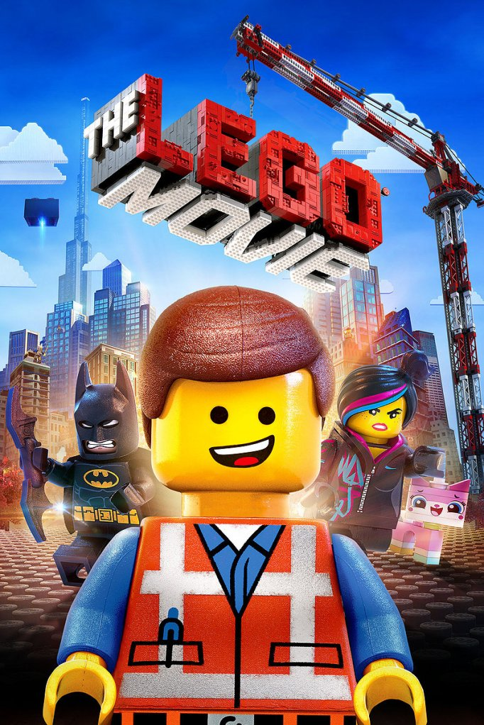lego movie The 10 Best Films of 2014 (So Far)