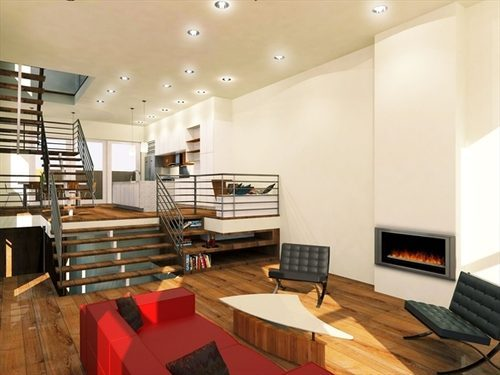 mikedhouse2 Beastie Boys Mike D designed a Brooklyn townhouse, on the market for $4.8 million