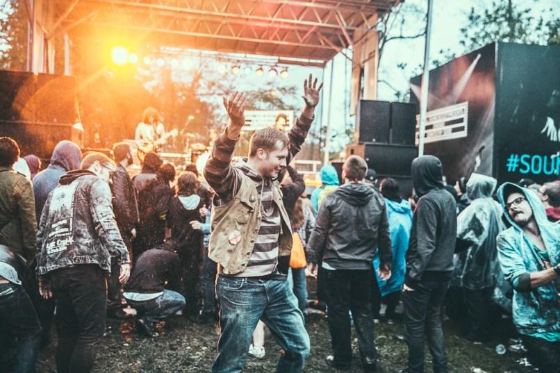 Riot Fest // Photo by Debi Del Grande