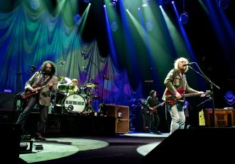 Tom Petty and the Heartbreakers // Photo by Robert Altman