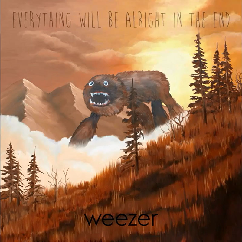 weezer everything Ranking: Every Weezer Album from Worst to Best