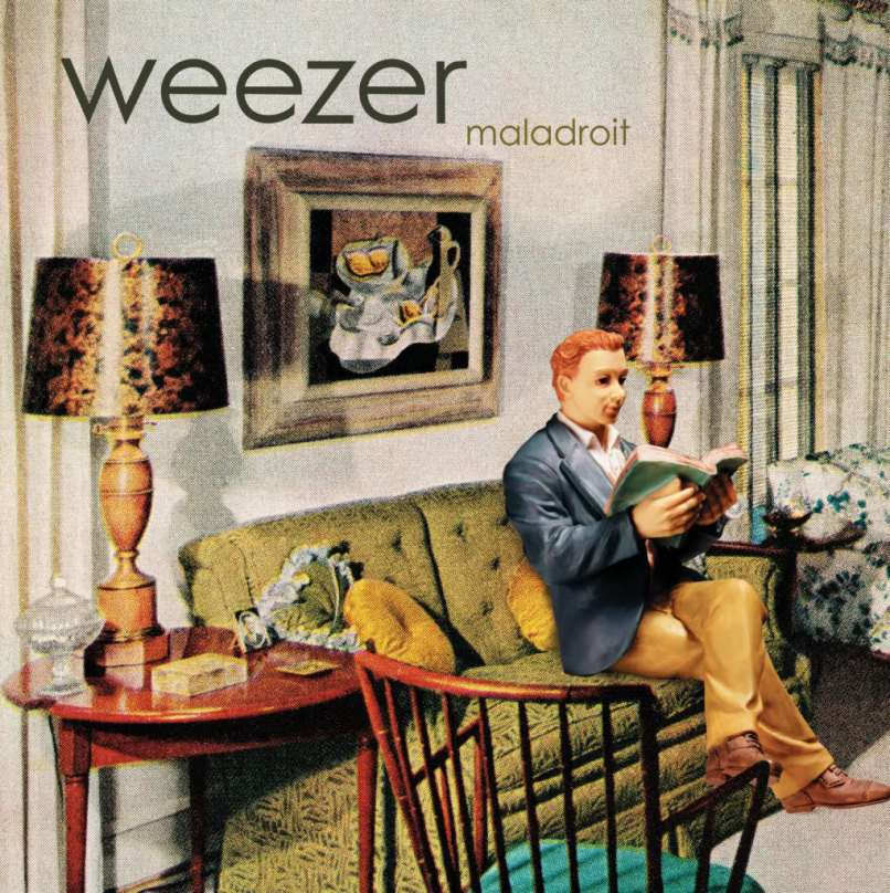 Weezer_Maladroit