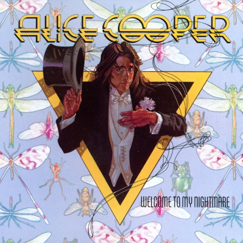 alice cooper Welcome To My Nightmare