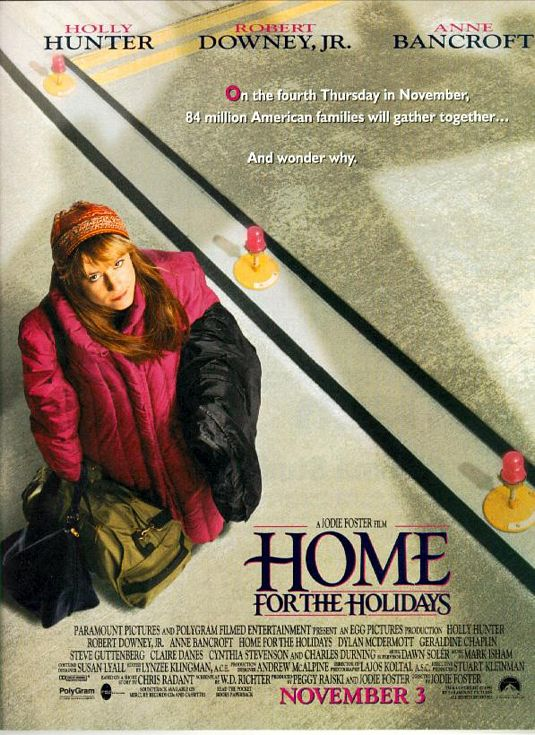 home for the holidays ver1 Robert Downey, Jr.s Top 10 Performances