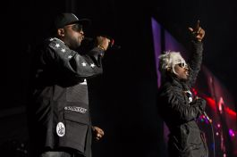 Outkast // Photo by Philip Cosores