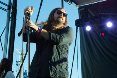 J Roddy Walston & the Business // Photo by Philip Cosores