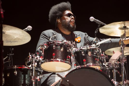 The Roots, photo by Philip Cosores