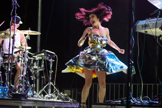 Kimbra // Photo by Philip Cosores