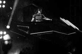 Skrillex // Photo by Philip Cosores
