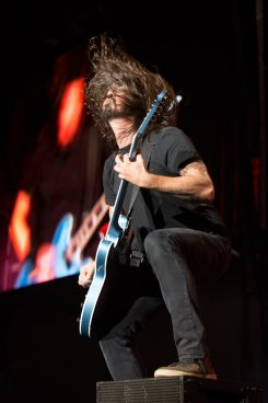 Foo Fighters // Photo by Philip Cosores