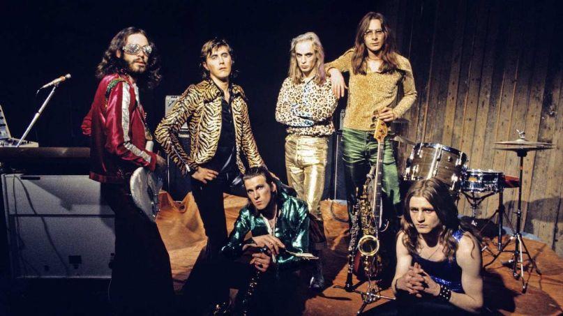 Roxy Music, Glam Rock, Classic Rock