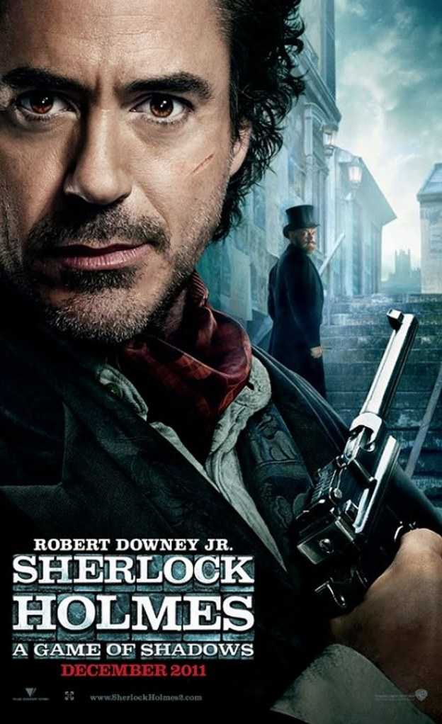 sherlock holmes a game of shadows 20111 Robert Downey, Jr.s Top 10 Performances