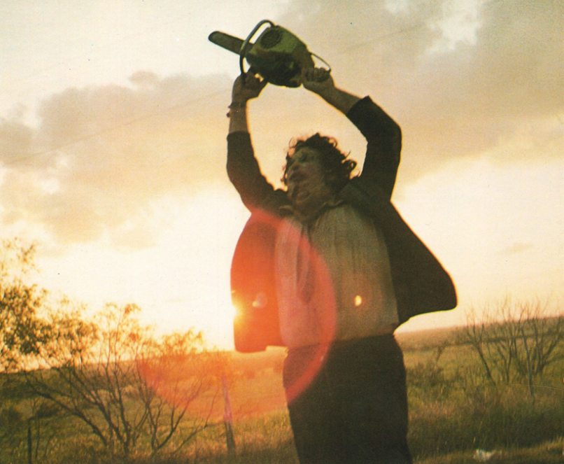 texas chainsaw feature The 100 Scariest Movies of All Time