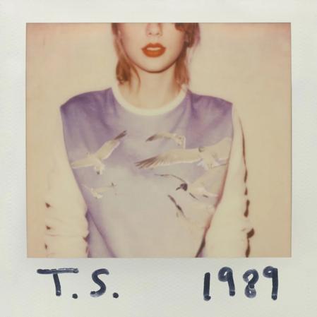 tswift1989 Top 50 Songs of 2014