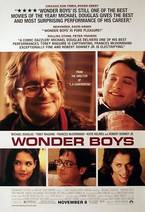 wonder boys Robert Downey, Jr.s Top 10 Performances