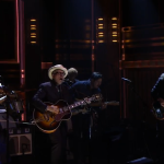 New Basement Tapes Fallon