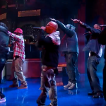 Wu-Tang Clan Letterman