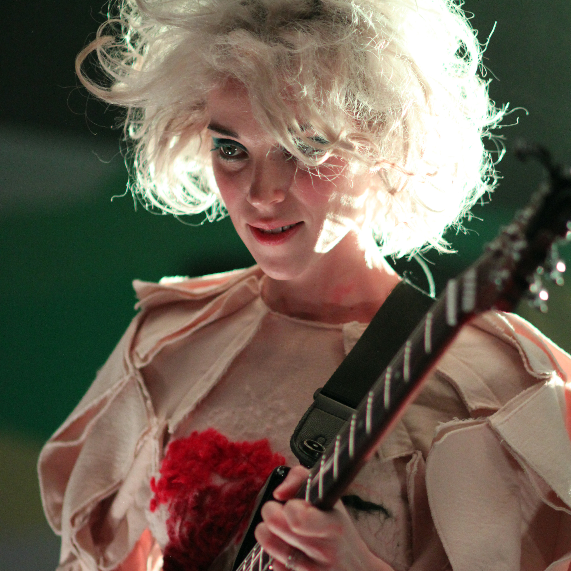 st vincent heather kaplan Top 10 Music Festivals in North America: Winter 2015 Power Rankings