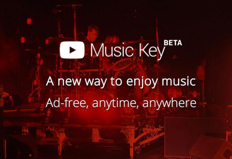 YouTube-MusicKey