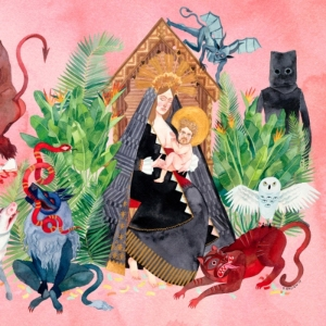father john misty honeybear 02 The 50 Most Anticipated Albums of 2015