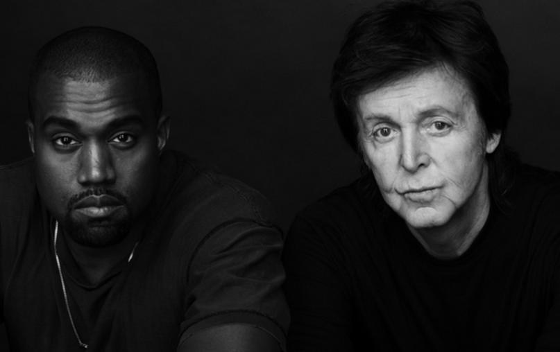 Kanye McCartney Only One