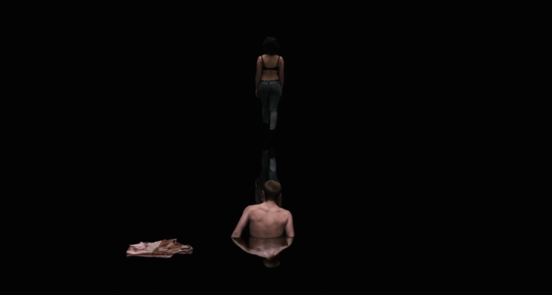 under the skin pool The 100 Scariest Movies of All Time