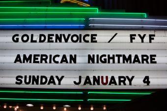 American Nightmare // Photo by Philip Cosores